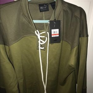 Fenty Puma Oversize shirt Or Dress
